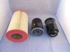 Service Kit To Fit Nissan Terrano 2.7 Turbo Diesel Oil Air Fuel Filter 93 to 96