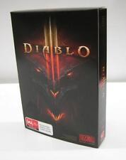 Diablo 3 III =DUMMY BOX= NEW empty game case