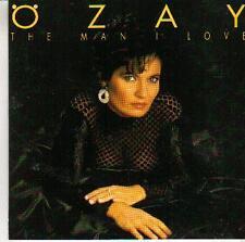 vocal jazz cd ÖZAY OZAY THE MAN I LOVE  GERMANY