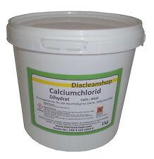 Calciumchlorid Dihydrat CaCl2 * 2H2O - chem. rein - 1kg