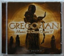 Gregorian Masters Of Chant Chapter V Rare Adv CD 2006