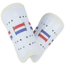 Youth Shin Guards with Soft Foam Interior Kids Play Recreation