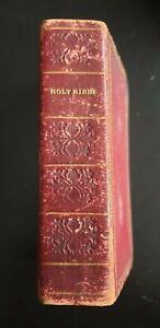 Holy Bible 1817 KJV Cambridge