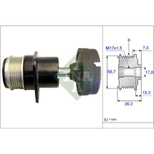 Generatorfreilauf - INA 535 0157 10