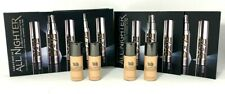 Lot/4 Urban Decay All Nighter Liquid Foundation ~ 3.5 ~ .1 oz / Read Description