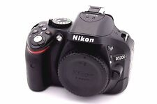 Nikon D D5200 24.1 MP Digital SLR Camera - Black (Body Only)
