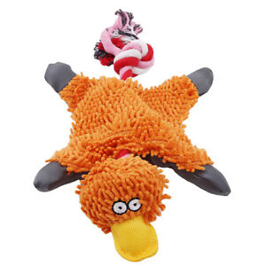 Toy Animal Shaped Knot Dog Chew Toy Interactive Training Small Pet Dog Toy CS