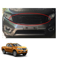 Front Grill Grille Net Black Nissan NP300 Frontier Navara Frontier fit 15 16 17