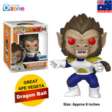 Junko Pop Dragon Ball Z Great Ape Vegeta NYCC #434 Action Figure