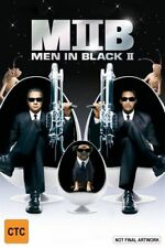 Men In Black II (DVD, 2002, 2-Disc Set)