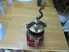 CAFE HOME DECOR COFFEE GRINDER - MADE IN CHINA