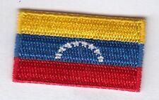 Ricamate Sud Corea bandiera bandiera aufbügler Patch 9 x 6 cm