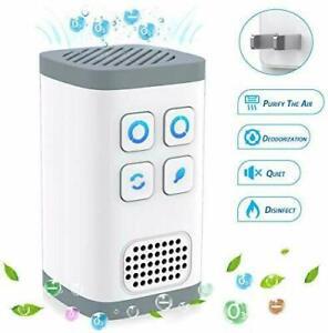 vinmax Ozone Ionizer Generator Purifier Portable for Car Home Travel Plug-in Ozone Generator