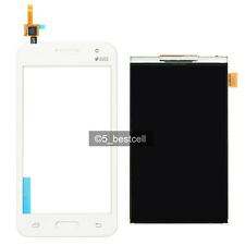 Samsung Galaxy Core 2 SM-G355H White Touch Digitizer+LCD Display Screen Parts