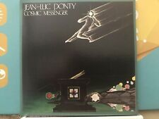 Limited Rare CD sleeve JEAN-LUC PONTY Cosmic Messenger THE ART OF HAPPINESS