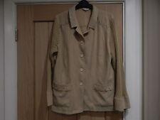 Ladies beige cardigan, size 16, from Daxon