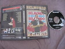L'incorrigible de Philippe De Broca avec Jean-Paul Belmondo, DVD, Comédie