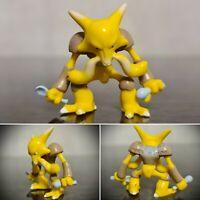Rare ALAKAZAM POKEMON Tomy Figure Original Vintage Classic C.G.T.S.J. Toy