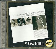 Wonder, stevie song review-a Greatest Hits Collection zounds Gold CD rar