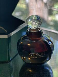 vintage christian dior poison perfume Lot