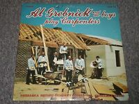 Al Grebnick and the Boys play Carpenters~The Midwest's Favorite~FAST SHIPPING!