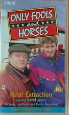 Only Fools And Horses: Fatal Extraction VHS Video Tape Pal New Sealed
