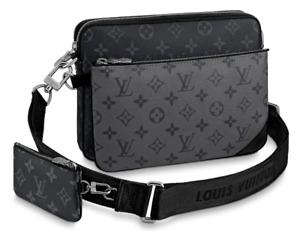 Louis Vuitton Virgil Abloh Trio Messenger Multi Crossbody Bag M69443 SOLD OUT