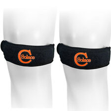SC IT Band Syndrome Compression Wrap Runner Knee Support Patellar Tendon Strap