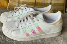 Girls Or Boys adidas superstar trainers size 2