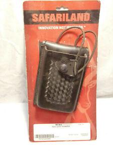 "Safariland 761-6-4 BBW #6 Portable Radio Case 1.25"" Deep x 3"" Wide x  4..5"" Tall"