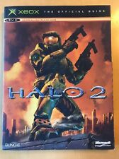 HALO 2 THE OFFICIAL STRATEGY GUIDE XBOX BUNGIE