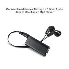Mini Spy Audio Recorder Voice Listening Device 96 Hours 8GB Bug Recording EE##