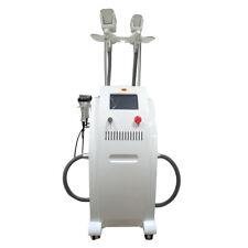Classic model double freeze handles cooling body slimming shape salon equipment