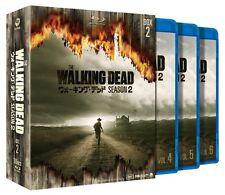 Walking Dead Season 2 Blu-ray BOX-2 (Region Free) Japan BD