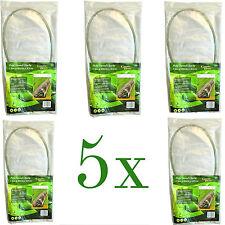 5x 1,5 M aste proteggi piante giardino POLITENE tunnel Cloche mini serra