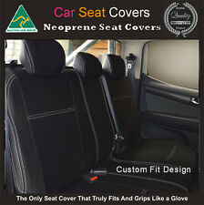 Seat Cover Holden Barina Rear 100% Waterproof Premium Neoprene