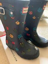 Hunter Rain Boots. Kids 13