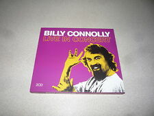 BILLY CONNOLLY LIVE IN CONCERT CD