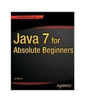 Jay Bryant Java 7 for Absolute Beginners