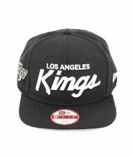 Los Angeles Kings New Era Original Passform Snapback Hut Mütze -