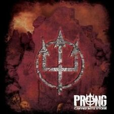 "PRONG ""CARVED INTO STONE""  CD -----11 TRACKS----- NEU"
