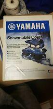 2003-05 Yamaha Rx1 Oem Snowmobile Cover blue