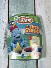 Leap Frog Baby Little Leaps First Steps Beginning Learning Concepts NEW
