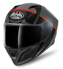 Airoh Helmet Vaec32 INTEGRALE Valor Eclipse Orange Matt L