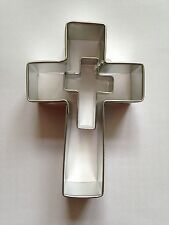 PME Set of 2 Cross Cutters  cookies & cake decorating Easter  NEXT DAY DESPATCH