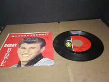 BOBBY RYDELL Groovy Tonight C-182 CAMEO RECORDS 45 Record PICTURE SLEEVE A831 PL