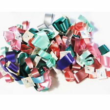 Bows, Mixed Lot of 42 Wrapping Package Bows, Stick on Bows, Various Sizes