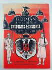 WW1 Imperial German Army and Navy Uniforms and Insignia Reference Book