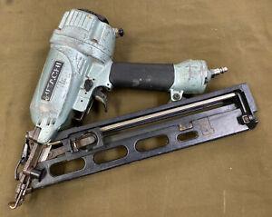 Hitachi NT 65MA4(S) (NT65MA4S) - Angled Air Finish Nailer Nail Gun....FREE S&H!!