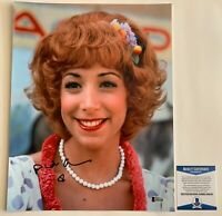 Didi Conn Autographed Frenchy 11x14 Photo Signed Grease Pink Ladies Beckett COA